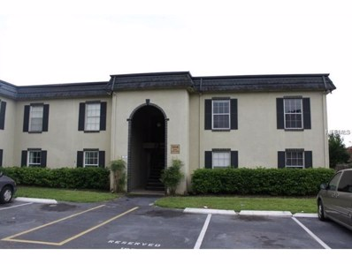 5202 Curry Ford Road UNIT 106, Orlando, FL 32812 - MLS#: O5543915