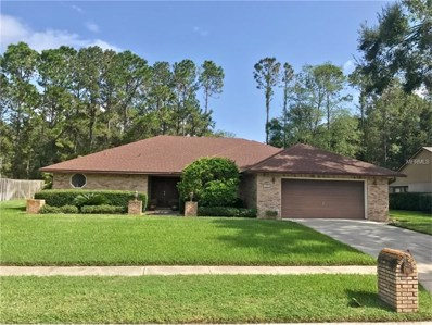 1331 S Ridge Lake Circle, Longwood, FL 32750 - #: O5544100