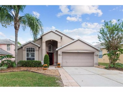 801 White Ivey Court, Apopka, FL 32712 - MLS#: O5544367