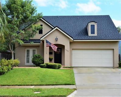 1707 Asher Lane, Orlando, FL 32803 - MLS#: O5544478