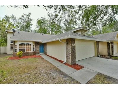 304 Dornoch Court, Winter Springs, FL 32708 - MLS#: O5544967