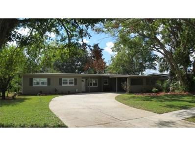 1006 Beatrice Drive, Orlando, FL 32810 - MLS#: O5545491