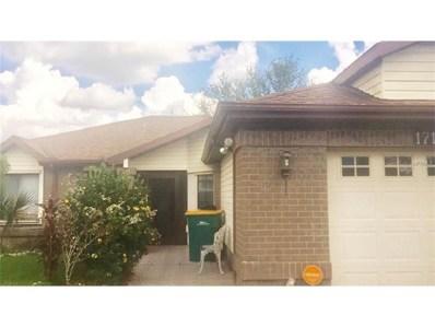 171 Whisper Wood Court, Kissimmee, FL 34743 - MLS#: O5546005