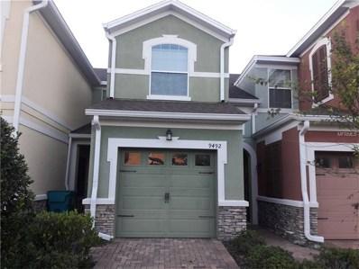 9492 Tawnyberry Street, Orlando, FL 32832 - MLS#: O5546123