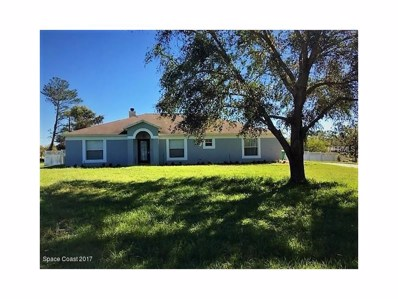 3615 Montgomery Road, Mims, FL 32754 - MLS#: O5546229
