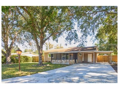 7451 Organdy Drive N, St Petersburg, FL 33702 - MLS#: O5546334