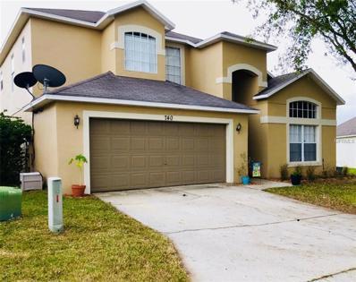 740 Cassia Drive, Davenport, FL 33897 - MLS#: O5547087