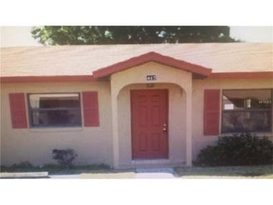 445 Las Palmas Circle UNIT 626, Avon Park, FL 33825 - MLS#: O5547100