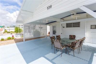 138 Flamingo Street, Davenport, FL 33837 - MLS#: O5547795