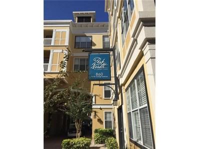 860 N Orange Avenue UNIT 366, Orlando, FL 32801 - MLS#: O5547867