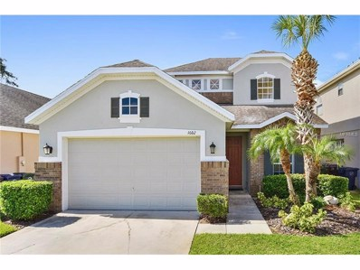 1602 Tail Feather Drive, Kissimmee, FL 34746 - MLS#: O5547994