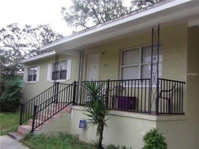 5512 Riviera Drive, Orlando, FL 32808 - MLS#: O5548741