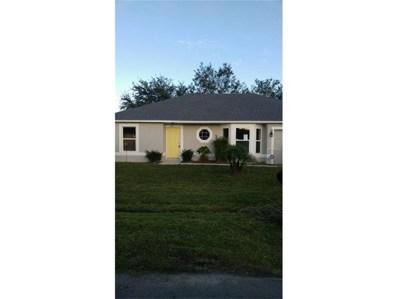 618 Brockton Drive, Kissimmee, FL 34758 - MLS#: O5549103