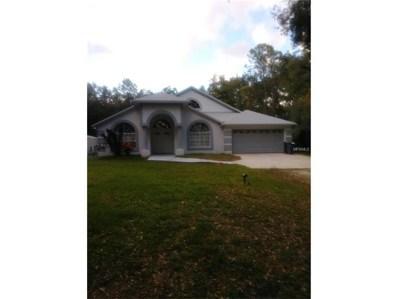 8325 Quail Run Drive, Wesley Chapel, FL 33544 - MLS#: O5549105