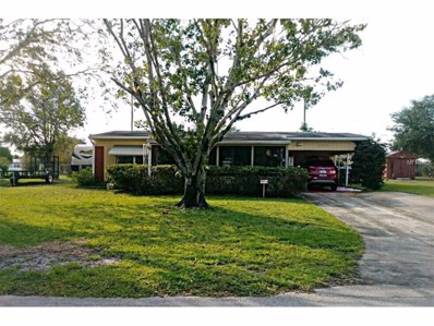 420 Thomas Avenue, Frostproof, FL 33843 - MLS#: O5549312