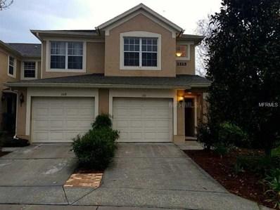 2525 San Tecla Street UNIT 110, Orlando, FL 32835 - MLS#: O5549356