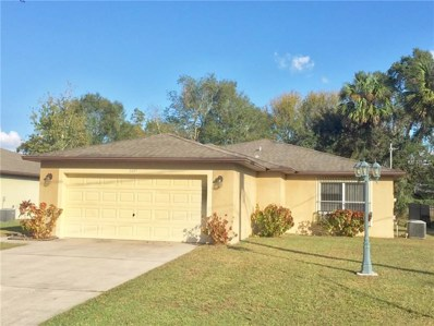 2437 S Marshall Avenue, Sanford, FL 32771 - #: O5550824