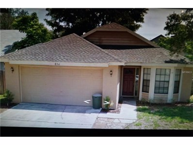 834 E Charing Cross Circle, Lake Mary, FL 32746 - #: O5550887
