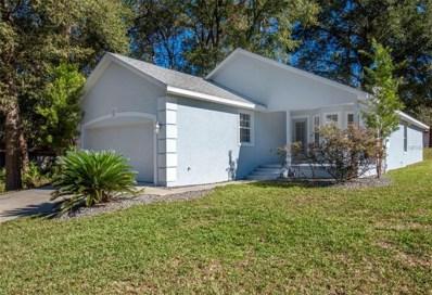 8365 S Vine Terrace, Floral City, FL 34436 - MLS#: O5552512