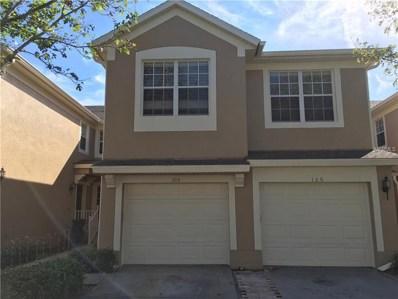 2525 San Tecla Street UNIT 105, Orlando, FL 32835 - MLS#: O5552722