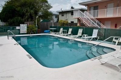 425 Harrison Avenue UNIT 5-2, Cape Canaveral, FL 32920 - MLS#: O5552733