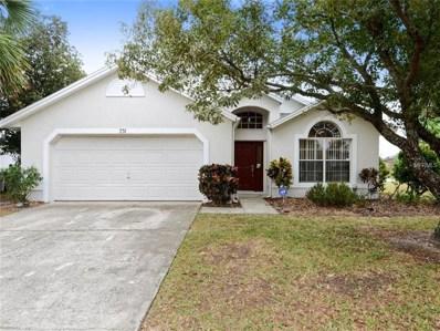 731 Deacon Winn Court, Orlando, FL 32828 - MLS#: O5554059