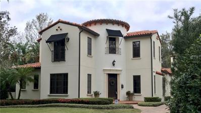 1741 Glencoe Road, Winter Park, FL 32789 - MLS#: O5554248