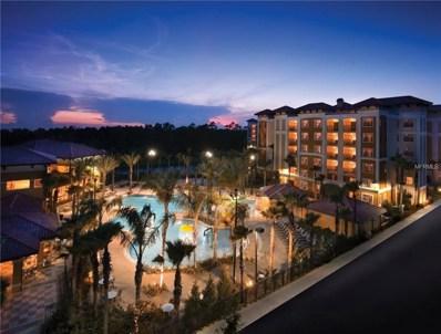 12539 Floridays Resort Dr Drive UNIT 102D, Orlando, FL 32821 - MLS#: O5555451