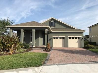 15513 Fountain Cove Court, Winter Garden, FL 34787 - MLS#: O5555540