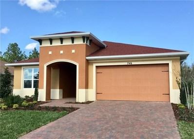 746 Irvine Ranch Road, Kissimmee, FL 34759 - MLS#: O5556206