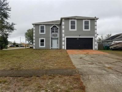 1302 Worthington Drive, Deltona, FL 32738 - MLS#: O5556607