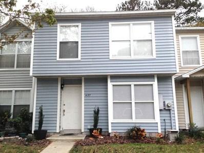 437 Green Spring Circle, Winter Springs, FL 32708 - MLS#: O5556664