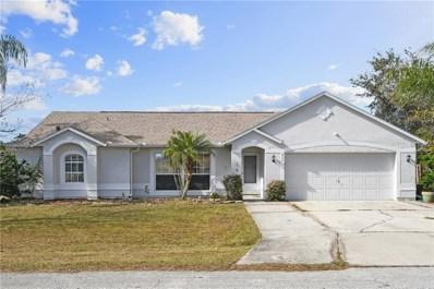 855 Grantham Drive, Kissimmee, FL 34758 - MLS#: O5556999