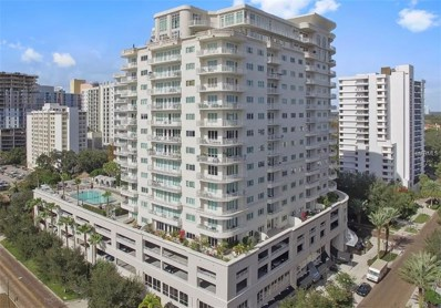 100 S Eola Drive UNIT 812, Orlando, FL 32801 - MLS#: O5557026