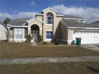 8627 Knottingham Drive, Kissimmee, FL 34747 - MLS#: O5557745