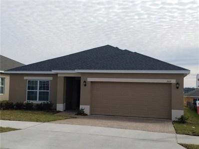 267 Sparrow Hawk Drive, Groveland, FL 34736 - MLS#: O5558456