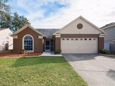 571 Queensbridge Drive, Lake Mary, FL 32746 - #: O5559416