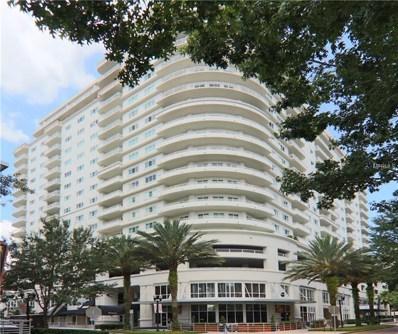 100 S Eola Drive UNIT 902, Orlando, FL 32801 - MLS#: O5559631