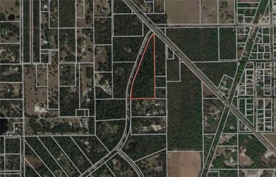Lot 3 Woodridge Drive, Geneva, FL 32732 - #: O5559672