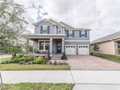 16221 Rock Coast Drive, Winter Garden, FL 34787 - MLS#: O5559693