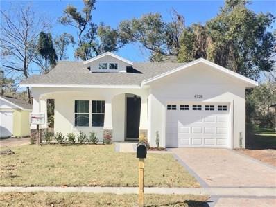 4728 Goddard Avenue, Orlando, FL 32804 - MLS#: O5559816