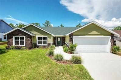 5401 W Tortuga Loop, Lecanto, FL 34461 - MLS#: O5560002