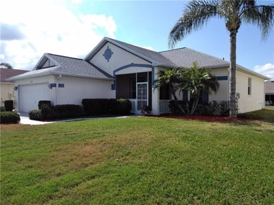 2227 N Creek Court, Sun City Center, FL 33573 - MLS#: O5560709