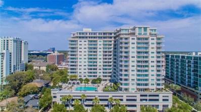100 S Eola Drive UNIT 1007, Orlando, FL 32801 - MLS#: O5560807