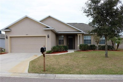 3383 Patterson Heights Drive, Haines City, FL 33844 - MLS#: O5560842