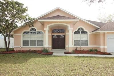 6836 Gadwall Lane, Orlando, FL 32810 - MLS#: O5561212