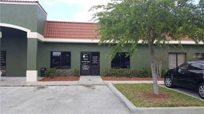 7209 Curry Ford Road UNIT C, Orlando, FL 32822 - MLS#: O5561542