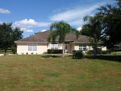 36526 Barrington Drive, Eustis, FL 32736 - MLS#: O5561604