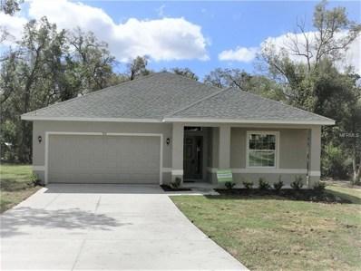 915 Beau Court, Orange City, FL 32763 - MLS#: O5562193