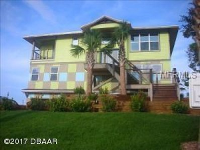 7 S Mar Azul S, Ponce Inlet, FL 32127 - MLS#: O5564285